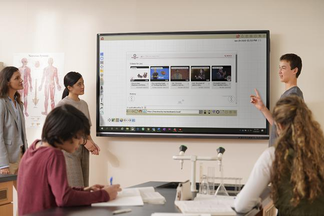 Viewsonic: Video-Assisted Learning - GESS Talks